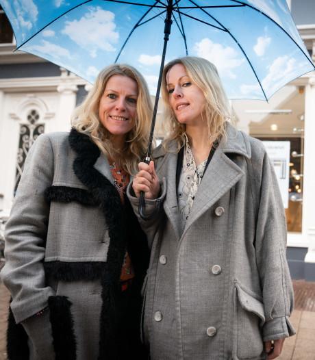 Bruchterveldse modetweeling Spijkers en Spijkers is terug in binnenstad Arnhem: 'We hebben elkaar nodig'