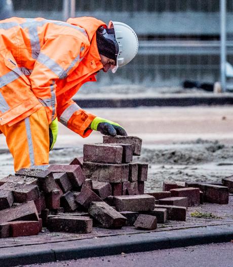 Oudere bouwvakker vaak onverzekerd aan het werk