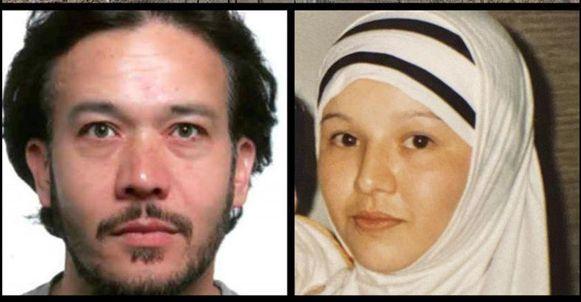 Shuwaat Yawary (40) en Kaushar Hussain (38) zijn al drie weken vermist. Hun auto (foto onder) werd snel gevonden op een bedrijventerrein zo'n 20 km verderop. De motor draaide nog, de lichten brandden en de portieren stonden open.