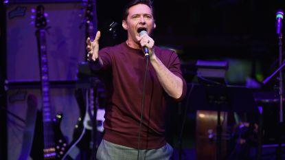 Wie wil Hugh Jackman horen zingen? Hij staat op 12 mei in het Sportpaleis