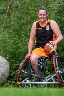 'Wijhese Kei' Xena gaat vol voor paralympisch goud