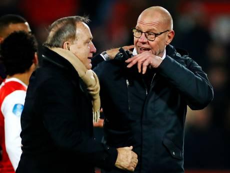 Grim was in beeld bij Advocaat als assistent bij Feyenoord