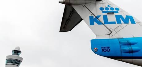 KLM-toestel keert terug wegens mankement