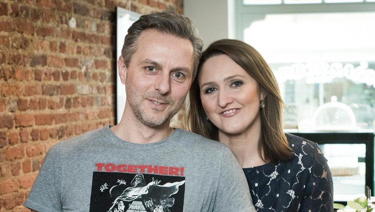 Gwendolyn en haar man Jimmy.