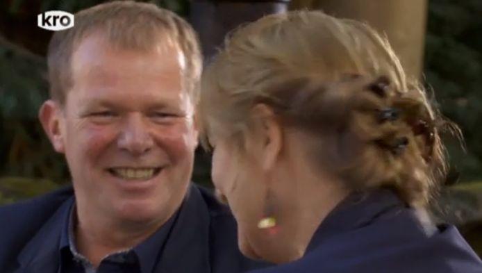 Boer Theo had het naar zijn zin met Jessica.