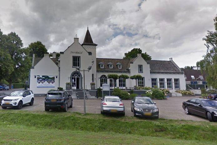 Het pand waar Loetje in Breda gevestigd wordt