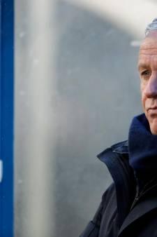 Topscorer Sven Braken ontbreekt in wedstrijdselectie NEC tegen Telstar