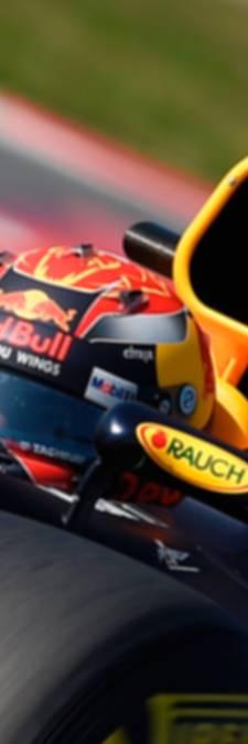 Teruglezen: Verstappen wordt vijfde in kwalificatie, Ricciardo crasht