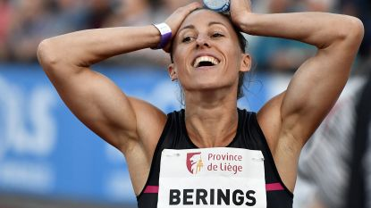 Gentse hordeloopster stoomt zich op Diamond League in Monaco klaar voor EK: Eline Berings op een wolk naar  Monaco
