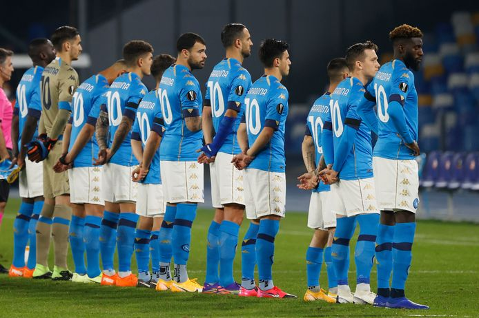 Selectie van Napoli.