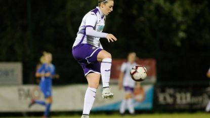 """Britt Vanhamel en Anderlecht maken zich op voor een sterke terugronde: """"We onderschatten geen enkele tegenstander"""""""