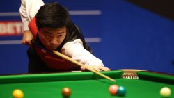 Ding Junhui verdedigt titel niet op Shanghai Masters snooker