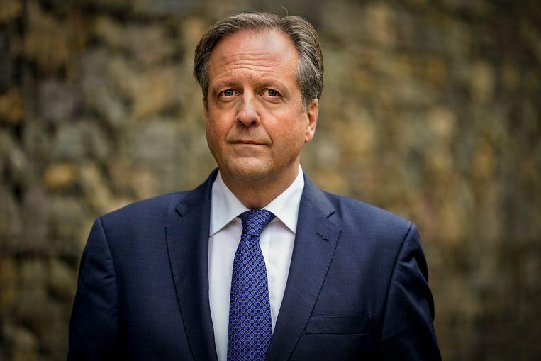 Alexander Pechtold. De oud-D66-leider is de algemeen directeur van het CBR. Beeld Hollandse Hoogte /  ANP