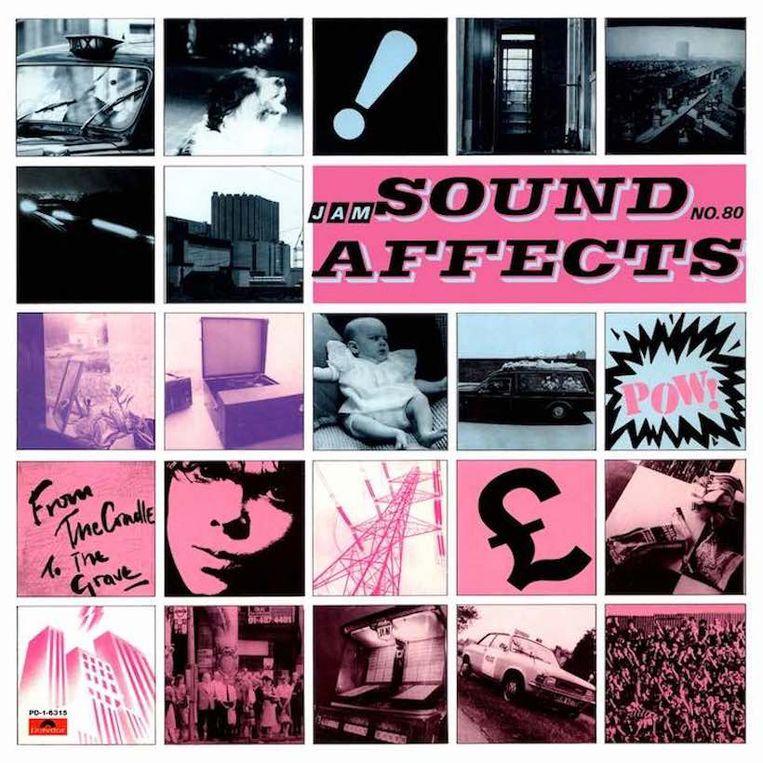 Sound Affects van The Jam uit 1980. Beeld