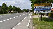 Nieuwe fietspaden langs Beerlegemsebaan in Zwalm