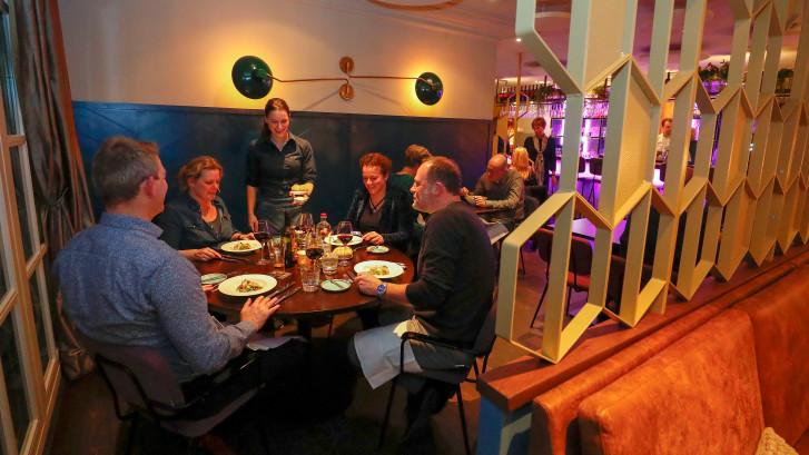 Restaurant Beaux in Heeze biedt een puik menu