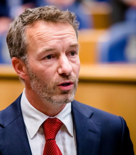 VVD'er Van Haga krijgt van Klaas Dijkhoff geldboete en 'taakstraf' na rijden onder invloed