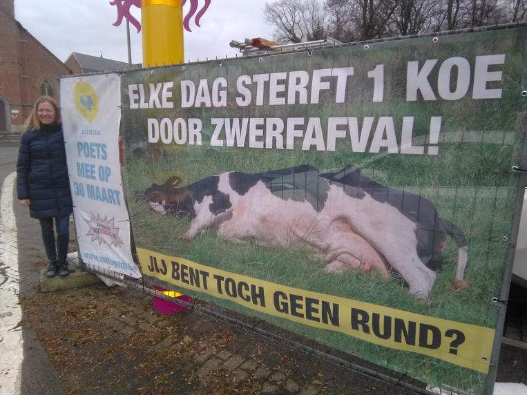 Zaterdag organiseert Zottegem haar jaarlijkse 'schoonmaak'.