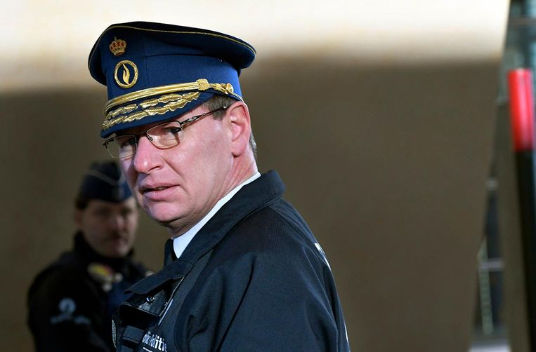 Commissaris Pierre Vandersmissen