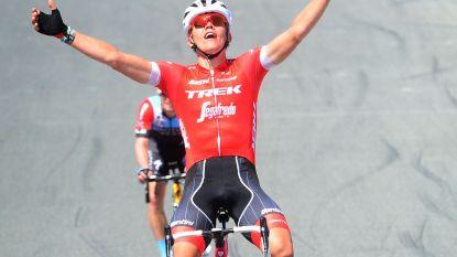Koele Let Toms Skujins blijft net uit greep Sagan en co en schiet opnieuw raak in Ronde van Californië