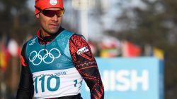 """Meest besproken atleet op Winterspelen: """"Doel bereikt: niet tegen boom knallen en voor het donker binnen"""""""