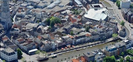 Hoge huren breiden zich uit naar kleinere steden
