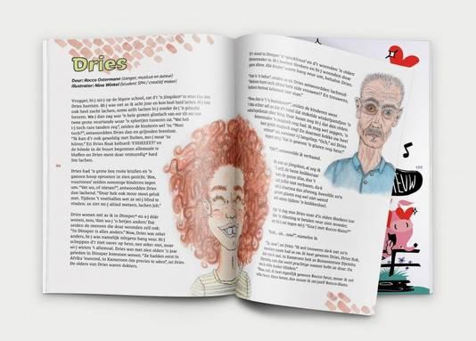 Verhaal van Rocco Ostermann met illustraties van Nina Winkel.