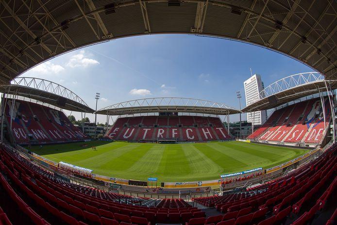 Galgenwaard van FC Utrecht.
