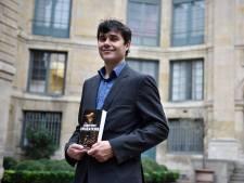 L'Académie française décerne son Grand prix du roman à Laurent Binet