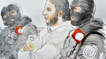 Salah Abdeslam wil niet meer naar proces in Brussel komen