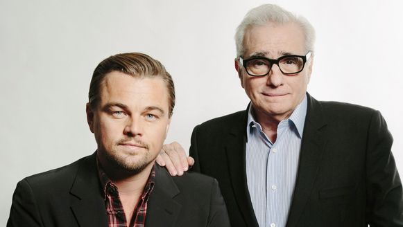 Leonardo DiCaprio en Martin Scorsese.