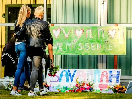 LIVE: 'Angelo (17) heeft het moeilijk in rechtszaak Savannah Dekker'