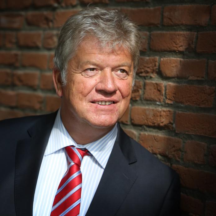 Burgemeester Frank Petter