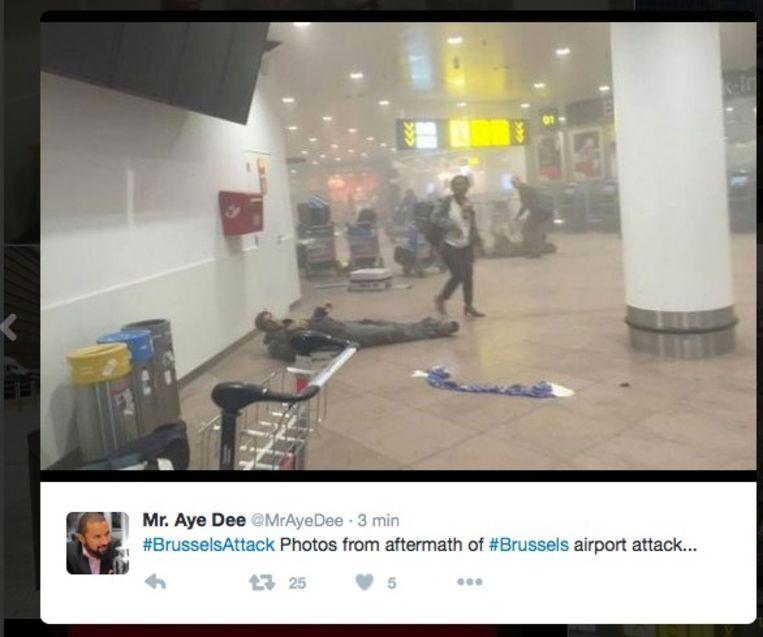 Vier jaar geleden werd Brussels Airport getroffen door terreur.