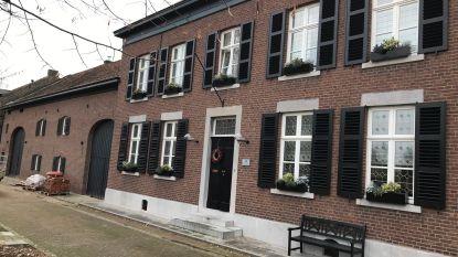 72.000 euro voor restauratie herenhuis Sint-Pieter