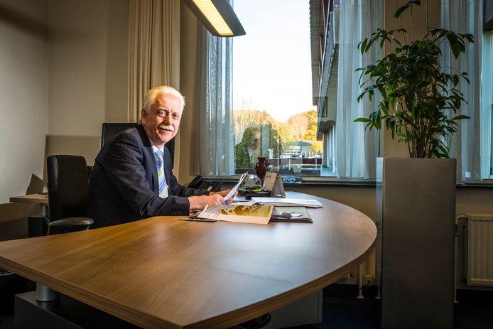 Henk Wessel is wethouder financiën in de gemeente Elburg.