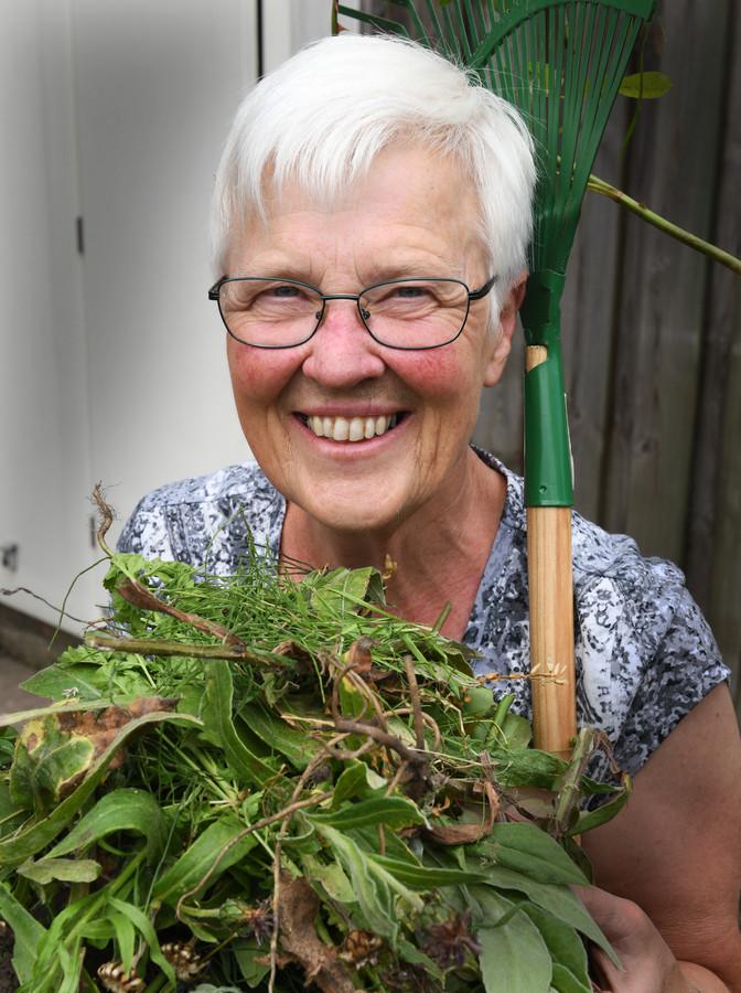 Jacolien Versteeg is een van de vrijwilligers van Present West Betuwe.