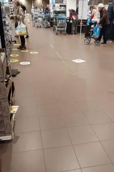 Man weigert winkelwagen bij AH Wageningen en valt personeel lastig; politie ziet lichte stijging soortgelijke incidenten