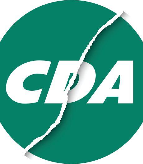 Boze CDA'ers moeten kiezen: blijf ik of vertrek ik?