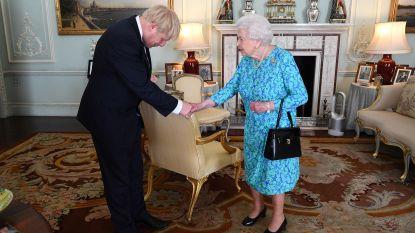 """Boris Johnson: """"Niet gelogen tegen Queen over redenen opschorting parlement"""""""