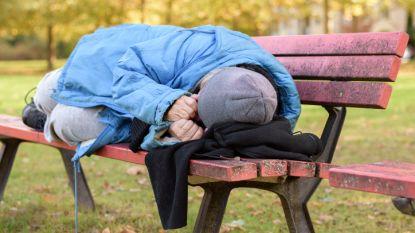 Antwerpse daklozen zullen niet geviseerd worden tijdens avondklok