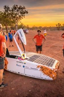 TU Delft pakt koppositie in World Solar Challenge