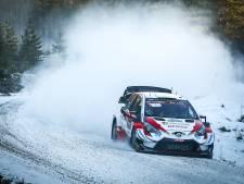 Rallye de Suède: Evans confortablement en tête, Thierry Neuville 6e