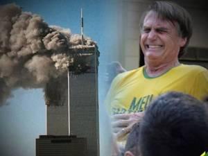 Le fils de Bolsonaro compare l'attaque contre son père aux attentats du 11 septembre