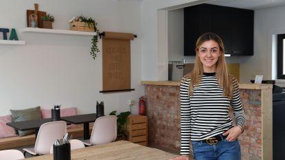 Jozefien (24) opent met Bar Citta de eerste lunchbar in Wilsele-Putkapel