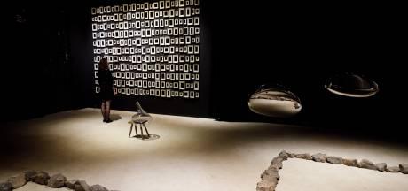 Expositie in Kazerne en Van Abbemuseum biedt troost