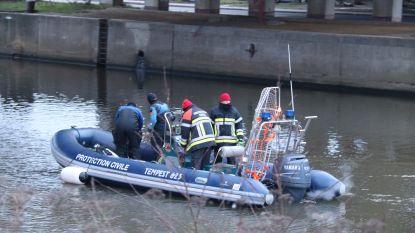 Zoektocht met sonarboot op Dender in Aalst naar vermiste persoon