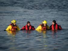 Niemand gevonden bij zoektocht naar persoon te water in Nederrijn bij Huissen
