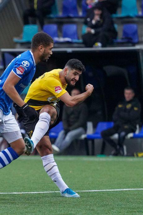 Samenvatting   Bekijk hier hoe FC Den Bosch en NAC Breda elkaar in evenwicht houden