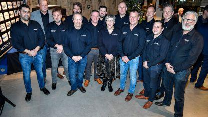 Dendermonde Rugby Club dankt partners